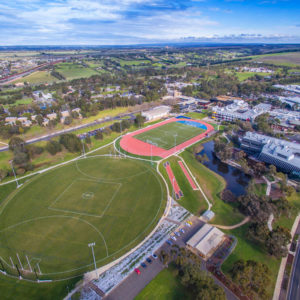 Turf management for Deakin Elite Sporting Complex in Geelong